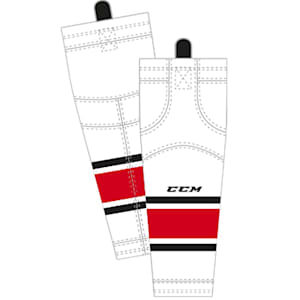 CCM SX8000 Game Sock - Carolina Hurricanes - Senior