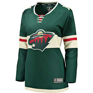 Fanatics Minnesota Wild Replica Jersey - Womens