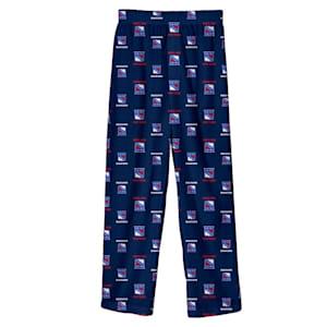 Adidas Printed Pajama Pants - New York Rangers - Youth
