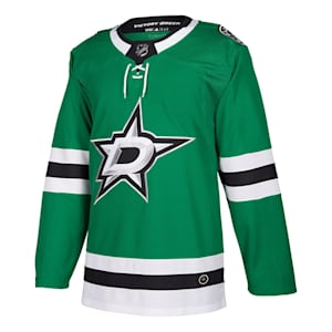 Adidas Dallas Stars Authentic NHL Jersey - Home - Adult