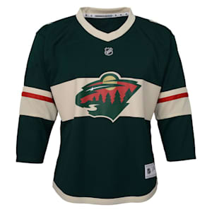 Adidas Minnesota Wild Replica Jersey - Youth