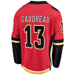Fanatics Calgary Flames Replica Jersey - Johnny Gaudreau - Adult