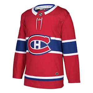 Adidas Montreal Canadiens Authentic NHL Jersey - Home - Adult