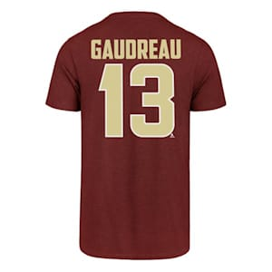 47 Brand College Alum Tee - Johnny Gaudreau Boston College - Adult