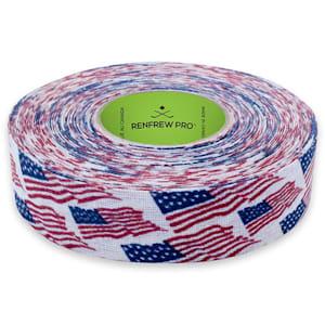 Renfrew Cloth Hockey Tape 1-inch - Patterns