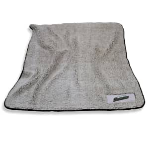Logo Brands San Jose Sharks Frosty Fleece Blanket