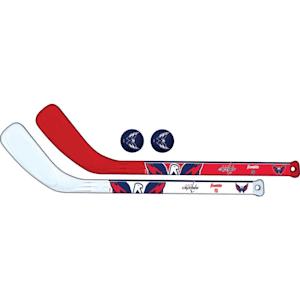 Franklin NHL Mini Hockey Stick Set - Washington Capitals