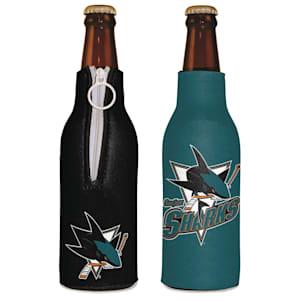 Wincraft Zipper Bottle Cooler - San Jose Sharks