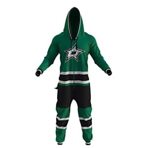 Hockey Sockey Dallas Stars Onesie - Adult