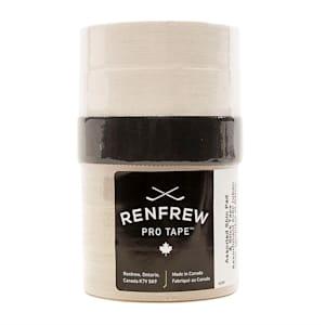 Renfrew Hockey Tape Assorted 6 Pack - Clear/White/Black