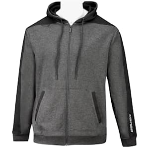 Bauer Premium Fleece Full Zip Hoody - Youth