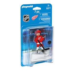 Playmobil Detroit Red Wings Player Figure