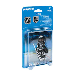 Playmobil Los Angeles Kings Goalie Figure