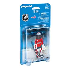 Playmobil Washington Capitals Goalie Figure