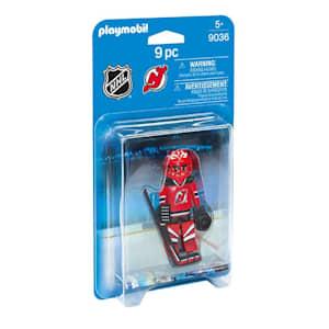 Playmobil New Jersey Devils Goalie Figure