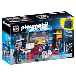 Playmobil NHL Locker Room Set