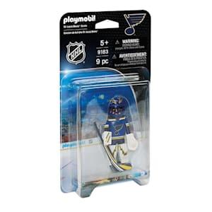 Playmobil St. Louis Blues Goalie Figure