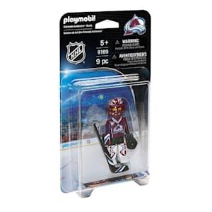 Playmobil Colorado Avalanche Goalie Figure