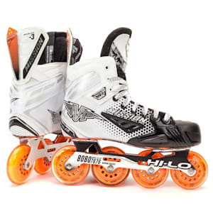 Mission Mission Inhaler FZ-3 Inline Hockey Skates - Junior