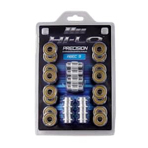 Bauer S19 Hi-Lo Abec 9 Inline Bearings