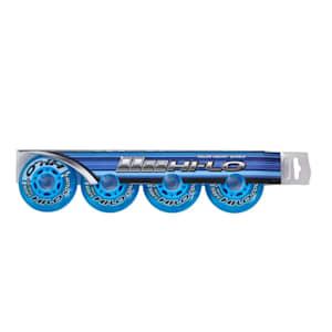 Bauer S19 Hi-Lo Court Inline Hockey Wheels - 4 Pack