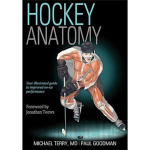 Human Kinetics Hockey Anatomy Book