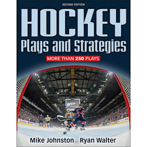 Human Kinetics Hockey Plays and Strategies Book - 2nd Edition
