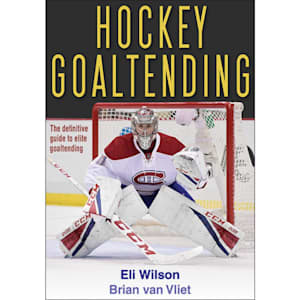 Human Kinetics Hockey Goaltending Book