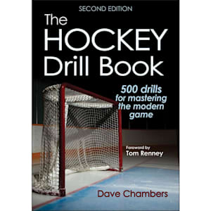 Human Kinetics Hockey Drill Book - 2nd Edition