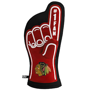 YouTheFan #1 Oven Mitt - Chicago Blackhawks