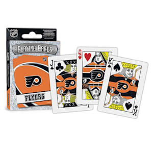 MasterPieces NHL Playing Cards - Philadelphia Flyers