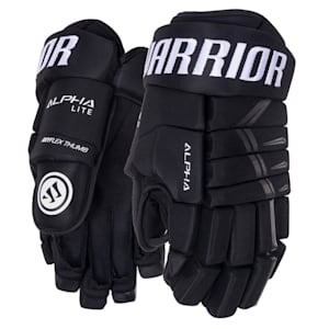Warrior Alpha Lite Hockey Gloves - Junior