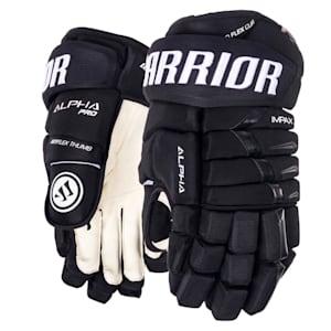 Warrior Alpha Pro Hockey Gloves - Senior