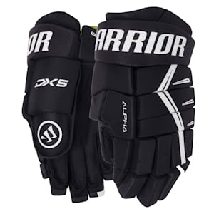 Warrior Alpha DX5 Hockey Gloves - Junior