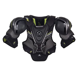 Warrior Alpha DX Hockey Shoulder Pads - Senior