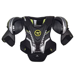 Warrior Alpha DX Pro Hockey Shoulder Pads - Junior