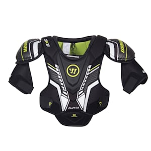 Warrior Alpha DX3 Hockey Shoulder Pads - Junior