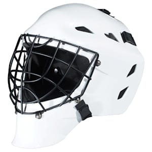 Franklin GFM 1500 White Street Hockey Goalie Mask