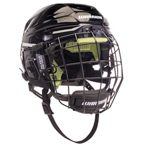 Warrior Alpha One Youth Combo Hockey Helmet