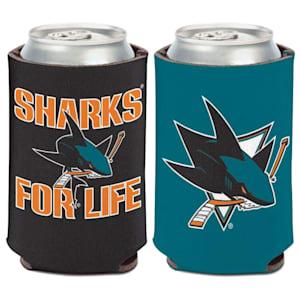 Wincraft NHL Can Cooler - San Jose Sharks