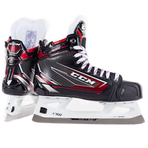CCM JetSpeed FT480 Ice Hockey Goalie Skates - Junior