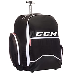 CCM 390 Player Wheel Backpack Hockey Bag - Senior
