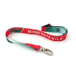 Minnesota Wild Sublimated Lanyard