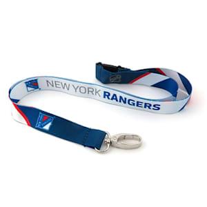 New York Rangers Sublimated Lanyard