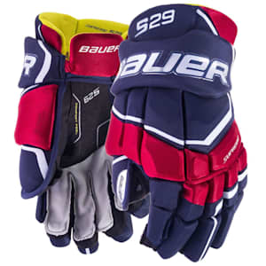 Bauer Supreme S29 Hockey Gloves - Junior