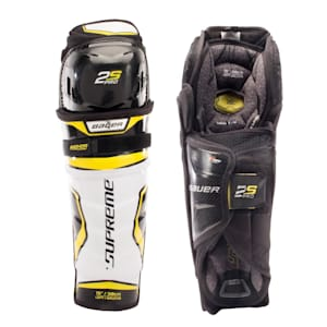 Bauer Supreme 2S Pro Hockey Shin Guards - Junior