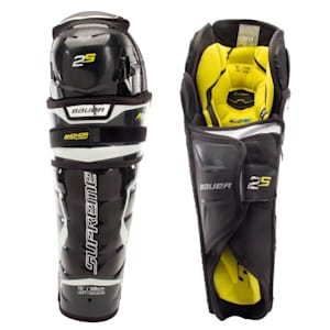 Bauer Supreme 2S Hockey Shin Guards - Junior