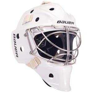 Bauer NME IX Non-Certified Goalie Mask - Senior