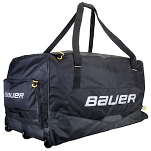 Bauer S19 Premium Goalie Wheeled Bag - Senior
