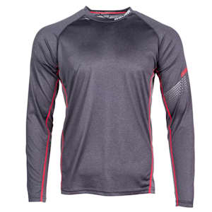 Bauer S19 Essential Long Sleeve Top - Youth